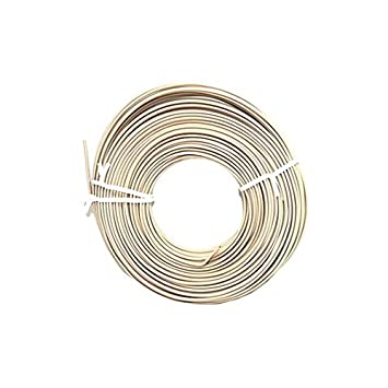 amazon com 50 ft round telephone cable ivory 24 gauge 4 conductor rh amazon com Telephone Wall Jack Wiring Diagram Telephone Wire Connectors Jacks