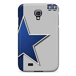 Premium Tpu Dallas Cowboys Covers Skin For Galaxy S4 Black Friday