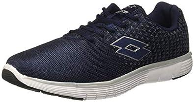 Lotto Men's Navy Running Shoes