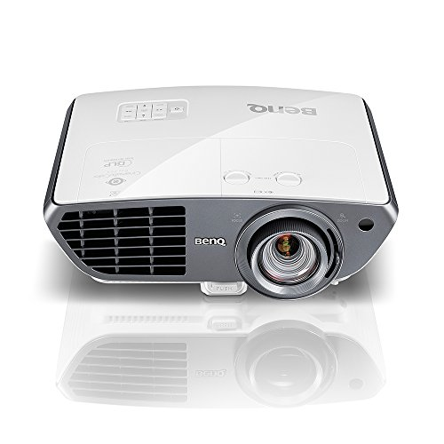 Benq dlp hd 1080p projector ht4050 3d home theater for Hd projector reviews