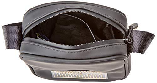 H 5x13 Versace Hombre Bag Cm nero Jeans L Negro 4x18 w Couture X 0W0FwP