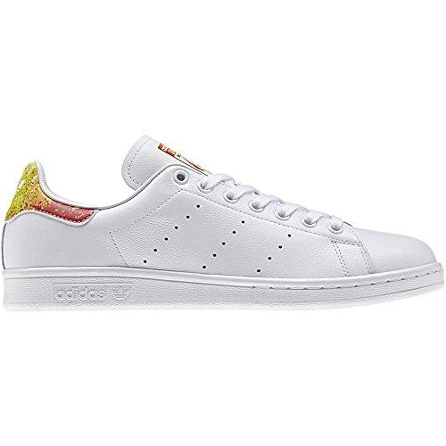 Adidas Mens Originali Sneaker Smith Bianco / Bianco / Multi