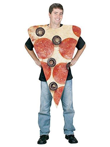 Fun World Pizza Slice Adult Costume One-Size