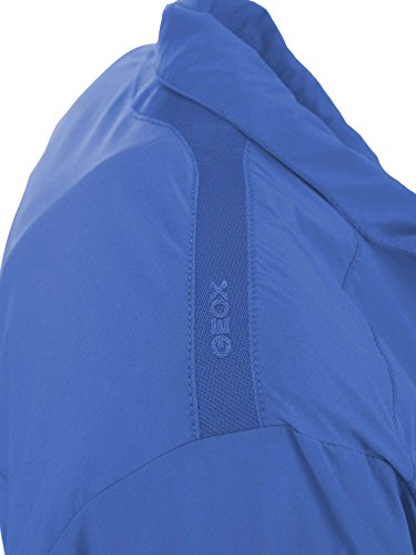 Geox 50 Blu T2334 Uomo Giacca M7223e q1qrfg