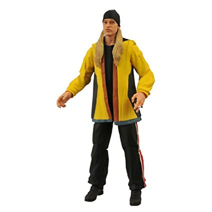 Diamond Select Toys Jay and Silent Bob Strike Back: Jay Action Figure | NEW Comedy Trailers | ComedyTrailers.com