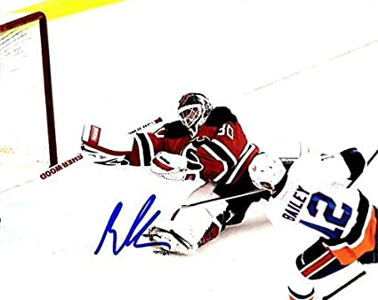 c324d31da77 Image Unavailable. Image not available for. Color  Autographed Signed  Martin Brodeur 8x10 New Jersey Devils Photo - Certified Authentic