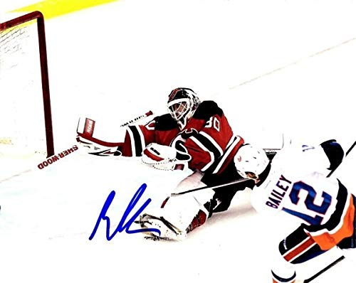 Autographed Signed Martin Brodeur 8x10 New Jersey Devils Photo - Certified Authentic