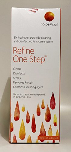 Refine One Step (12 Fl. Oz) (Coopervision Lenses)