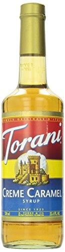 Torani Creme Caramel Syrup, 750 ml Torani Creme