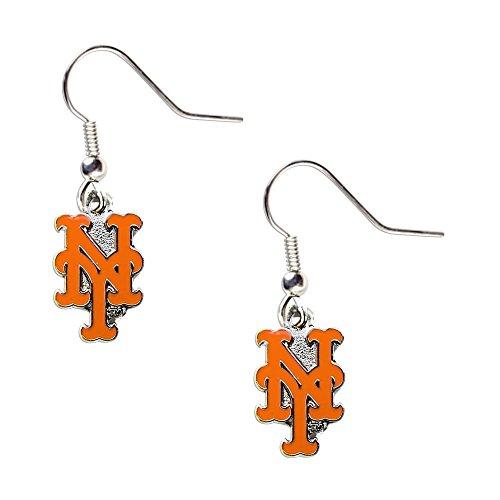 new york mets earrings - 5