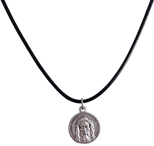 The Holy Face Shroud of Jesus Christ Medal with