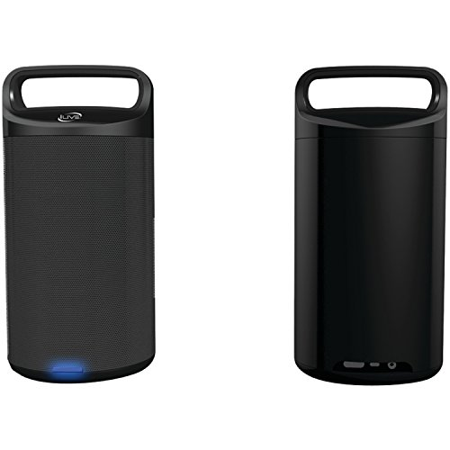 iLive Wireless Speakers for Most Bluetooth-Enabled Devices Black ISBW2113B