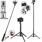 Camera Flexible Tripod, Lammcou Cell Phone...