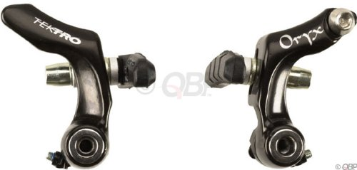Shimano Cantilever - Tektro Oryx Front or Rear Black with Standard Pad