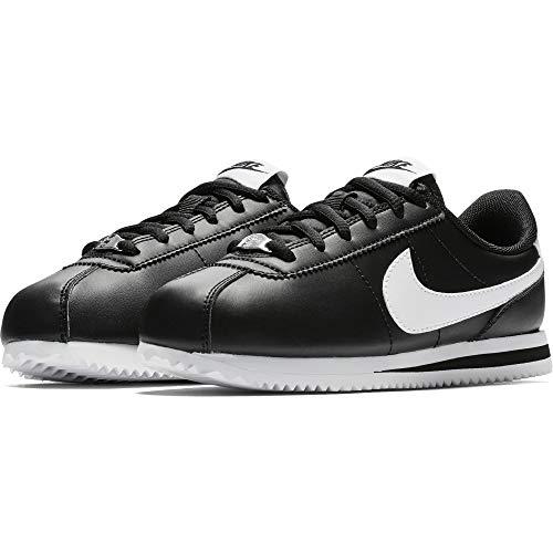 Cortez Basic Leather - Nike Kids Cortez Basic GS Leather Fashion Sneakers (7)