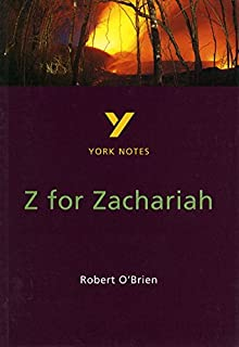 Z for Zachariah: Amazon.co.uk: Robert C. O'Brien: 8601404533891: Books