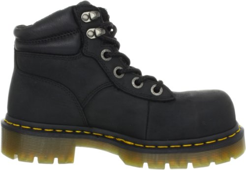 Boot Work ST Industrial Greasy Dr Black Martens Burham wtq4HI4