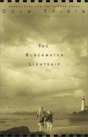 book cover of The Blackwater Lightship