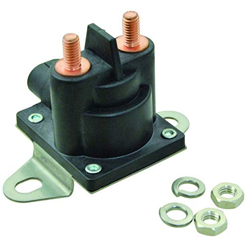New 12V Starter Solenoid Relay Replaces Bombardier/Can-Am/Sea Doo 278-000-513, 278-001-376, 278-001-641, 278-001-802, 278-002-347, 278-003-012 (Can Am Relay)