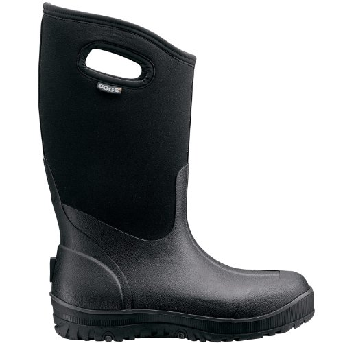 Bogs Men's Ultra High Insulated Waterproof Winter Boots - 14 D(M) US - Black by Bogs