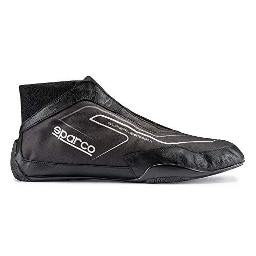 - Sparco Superleggera RB-10.1 Racing Shoes 001237 (Size: 44, Black)