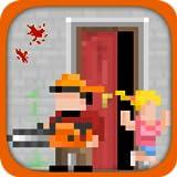 gun and blood - Bob Survival
