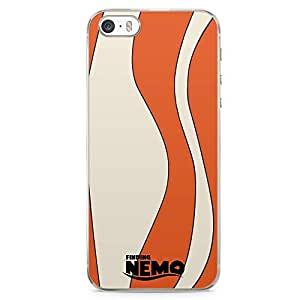 Loud Universe Nemo Minimalist iPhone 5 / 5s Case Nemo Quote iPhone 5 / 5s Cover with Transparent Edges