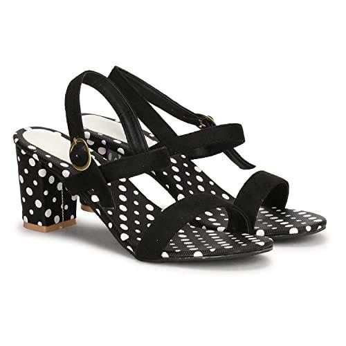 Comfortable Heels Fashion Sandals Girl