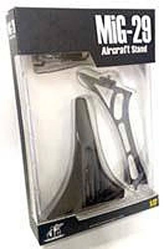 Metal Display Stand for Mig-29 Fulcrum 1/72 Scale - JC WINGS JCW-72-STD-MG29