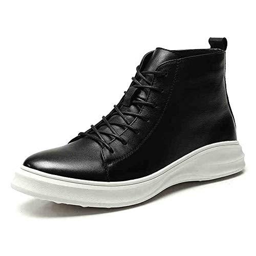 Stivali Stivali 1 US11 EU43 più Velluto La T 1 Uomini Inghilterra Martin Colore Stivaletto Dimensioni Cotone Neve Caldo Tenere T QIDI UK9 4Sqw4