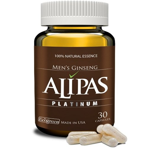 Brian Supermarket - ALIPAS Ginseng Platinum for Men Testosterone -Eurycoma Longifolia -Sexual Health by Brian Supermarket (Image #6)