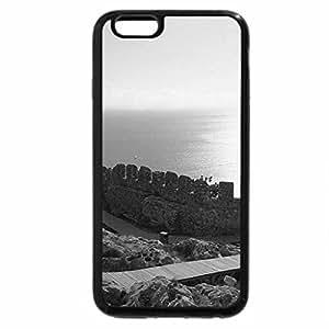 iPhone 6S Case, iPhone 6 Case (Black & White) - perennis hyacintho