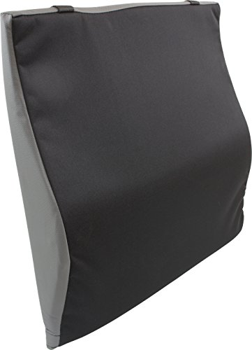 Roscoe Foam Back Seat Cushion with Lumbar Support - Wheel Chair Cushion for Your Back - Maximum Lumbar Back Support for Wheelchairs - Promotes Stability, Comfort and Healthy Posture - 22