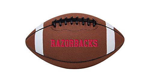 ing NCAA Arkansas Razorbacks Football, Pee Wee, Brown ()