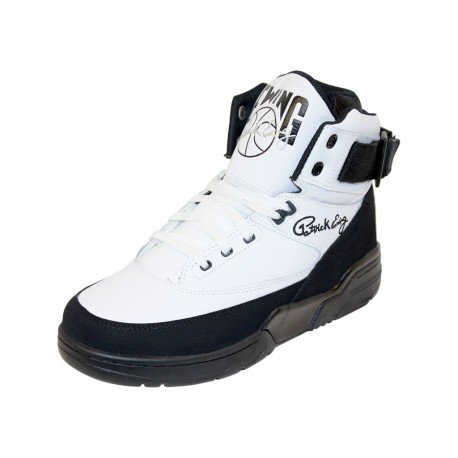 EWING ATHLETICS MENS EWING 33 HI SNEAKER White - Footwear/Sneakers 6 -