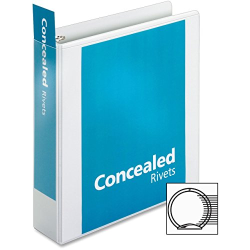 Concealed Rivet View Binder Letter - 1