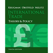 International Trade: Theory and Policy (10th Edition)