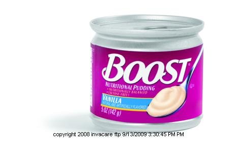 BOOST Pudding, Boost Pudding Van 5 oz, (1 CASE, 48 EACH)