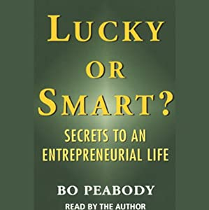 Lucky or Smart? Audiobook
