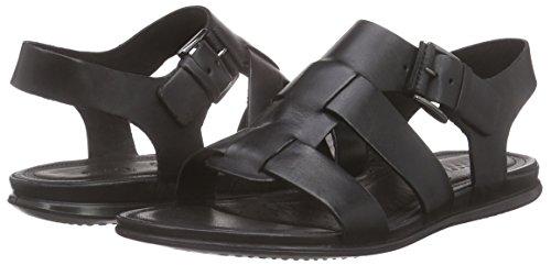 Touch Donna Alla Sandal Nero Schiava black Sandalia 2001 Ecco wqg6dxOw