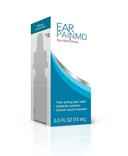 Ear Pain MD Ear Pain Relief Drops by Eosera