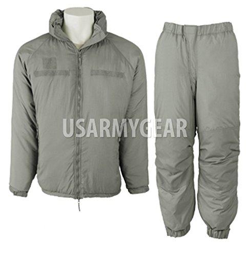 Made in USA Army Gen 3 Level 7 ECW Insulated Pants+Parka/Jacket Epic Sekri USGI Medium/Regular