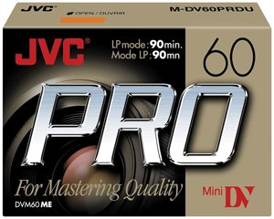 JVC MDV-60 PRDU Mini Dv Tape for HD Camcorders for sale  Delivered anywhere in USA