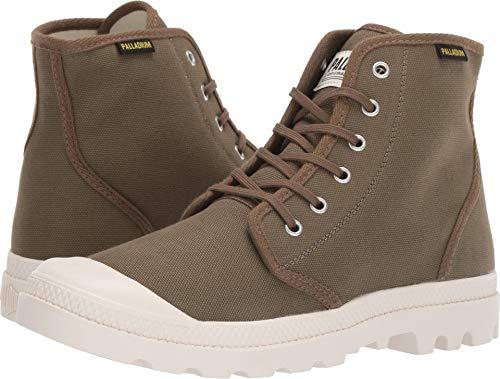 Palladium Unisex Pampa Hi Originale Military Olive 12 M - Canvas Footwear Olive