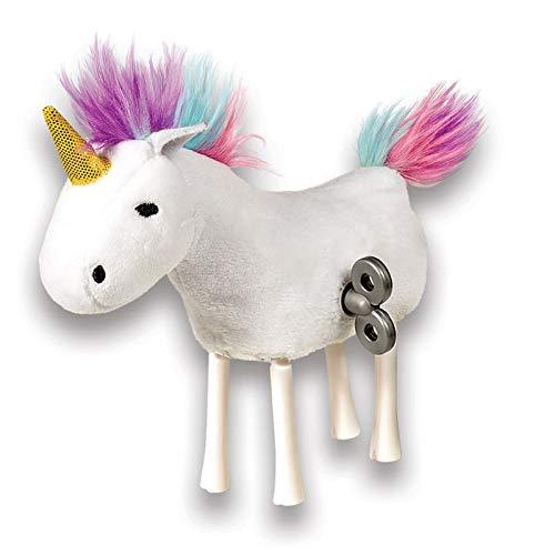 Schylling Wind-Up Unicorn Walker - Novelty Toy