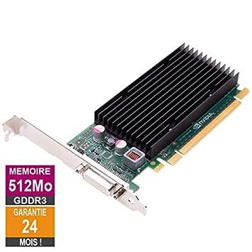 Tarjeta gráfica Nvidia Quadro NVS300 512MB GDDR3 PCI-e DMS ...