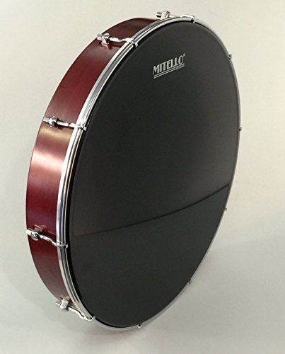 Bendir Drum (TURKISH PROFESSIONAL BENDIR PERCUSSION FRAME DRUM RIQQ,TAR, DAF, DEF)
