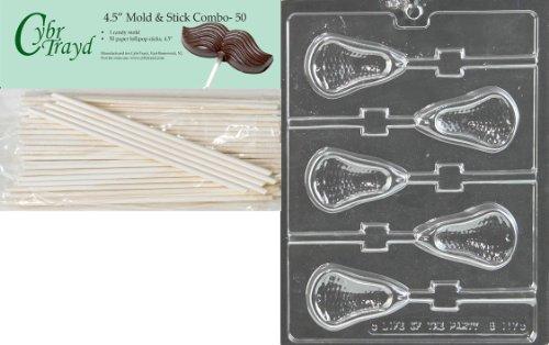 chocolate stick mold - 9