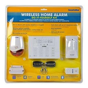 Wireless Home Alarm: Do-It_Yourself Kit