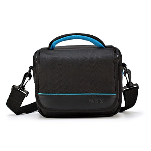 CAISON Camera Case Shoulder Bag For Canon EOS M50 M100 M3 M5